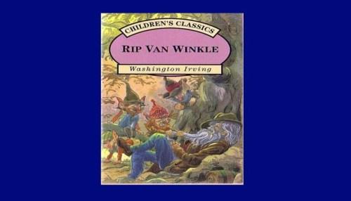 Rip Van Winkle Coloring