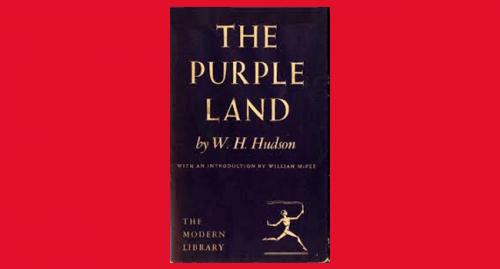 the purple land pdf