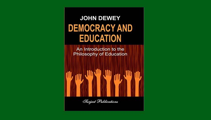 Democracy And Education pdf