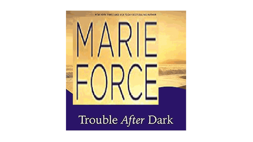 Trouble After Dark pdf