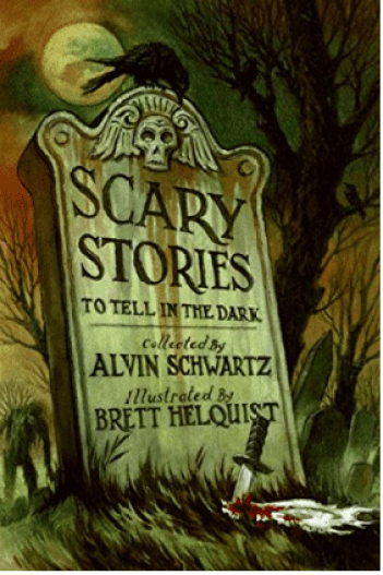 scary stories to tell in the dark pdf