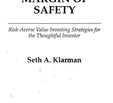 margin of safety seth klarman pdf