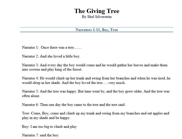 """Download """"the giving tree pdf"""""""