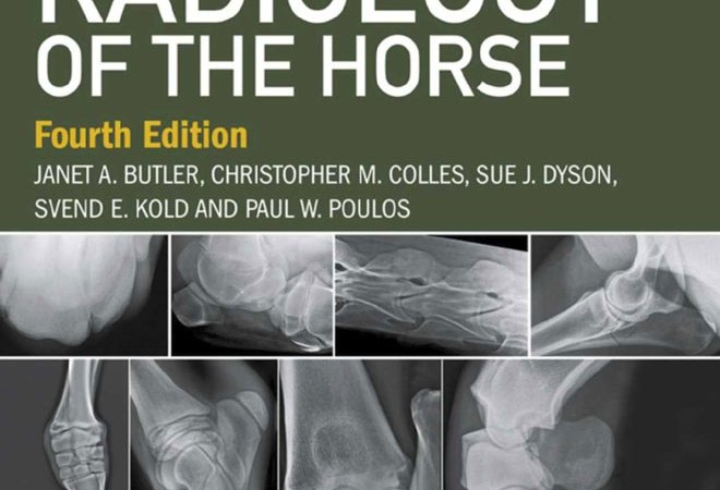 Clinical Radiology Of The Horse 4th Edition