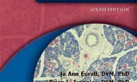 Dellmann's Textbook of Veterinary Histology, 6th Edition