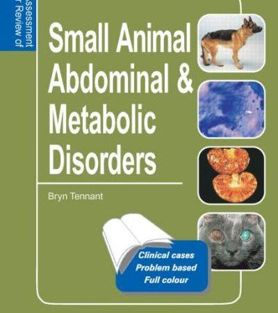 Small Animal Abdominal And Metabolic Disorders