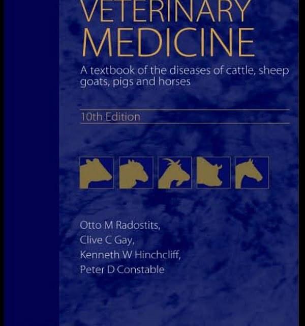 Veterinary Medicine 10th Edition PDF Download
