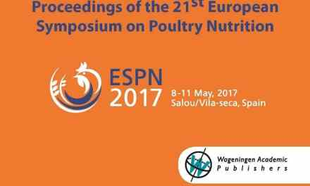 Proceedings of the 21st European Symposium on Poultry Nutrition PDF