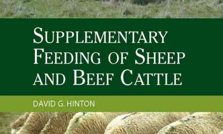 Supplementary Feeding of Sheep and Beef Cattle 2nd Edition PDF