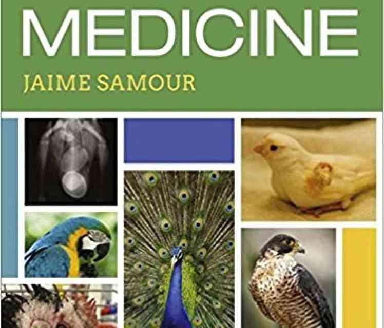 Avian Medicine 3rd Edition Book Free PDF Download