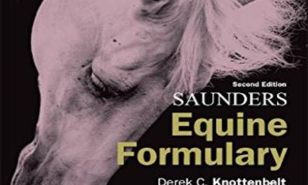 Saunders Equine Formulary 2nd Edition