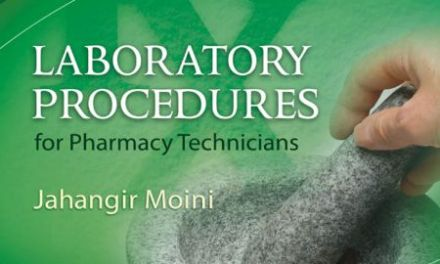 Laboratory Procedures for Pharmacy Technicians by Jahangir Moini
