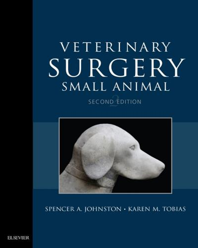 Veterinary surgery, small animal, 2nd edition
