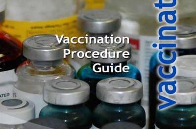 Vaccination Procedure Guide