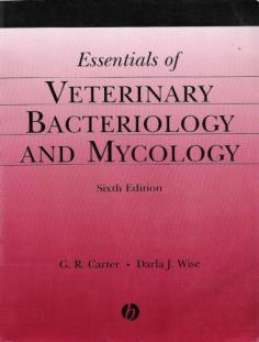 Essentials of Veterinary Bacteriology and Mycology 6th Edition