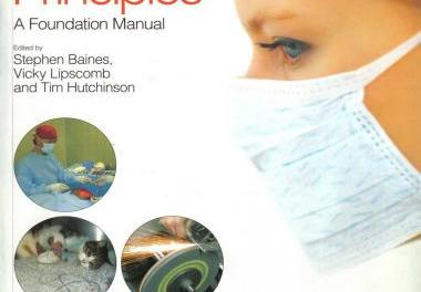 Manual of Canine and Feline Surgical Principles: A Foundation Manual