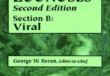 Handbook of Zoonoses Second Edition