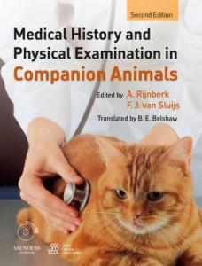 Medical history and physical examination in companion animals, 2nd edition