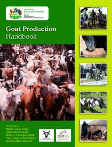 Goat production handbook