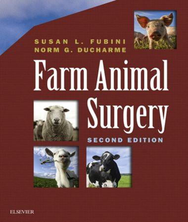 Farm Animal Surgery, 2nd Edition by Susan