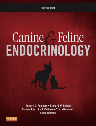 Canine and Feline Endocrinology 4th Edition