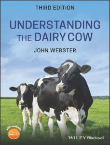 Understanding the dairy cow 3rd edition