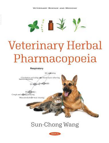 Veterinary Herbal Pharmacopoeia 1st Edition