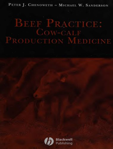 Beef Practice: Cow-Calf Production Medicine 1st Edition