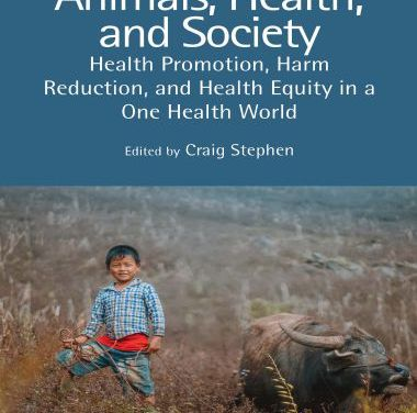 Animals, Health, and Society, Health Promotion