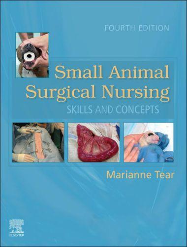 Small Animal Surgical Nursing, 4th Edition