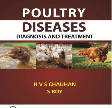 Poultry Diseases Diagnosis and Treatment 4th Edition
