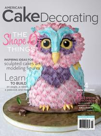 American Cake Decorating PDF Magazines American Cake Decorating   March April 2015