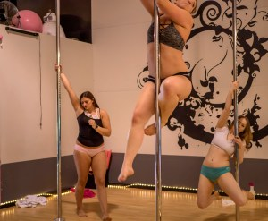 Pole Dance & Fitness Rogue Valley - Open Pole
