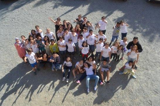 16D – Membres del CNIAC col·laboren amb altres entitats en actes del 20N, Dia universal dels Drets dels Infants