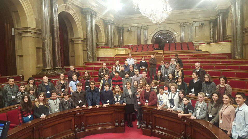 21F – Visita al Parlament