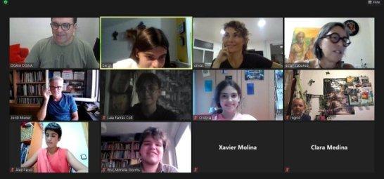 10S – Sessió sobre Pobresa infantil amb Save de Children