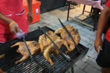 Roast chicken. Delicious