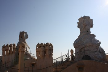 Stormtrooper chimneys and another type of chimney