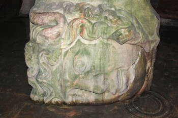 The first (sideways) medusa block