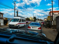 Transfer from the Ivato airport to the hotel in the center of Antananarivo