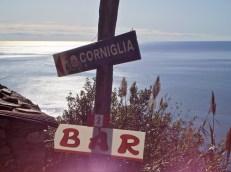 Half-way, Cinque Terre