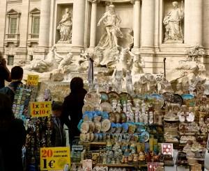 Tivoli Fountain Rome, Italy