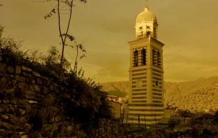 Levanto church, Cinque Terre