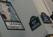 Montmartre corner