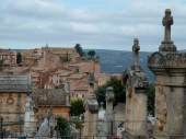 Roussillon -cemetery