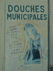 Douches municipales, Arles