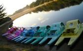 Paddleboats, Terrigal, Australia