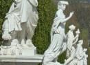 Avenue des statues-Versailles, France