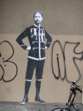 Walls- street art, Paris