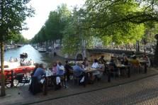 sunny Amsterdam